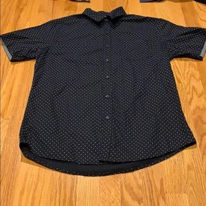 Rugby University Button Up